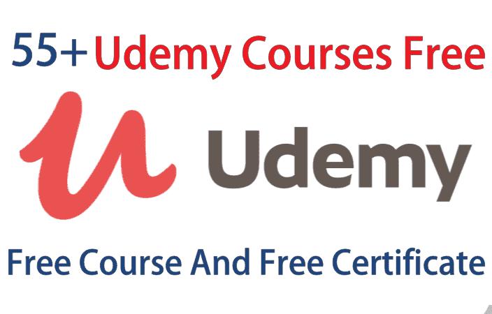 56+ Udemy Courses Free | Free Udemy Courses | Free Online Courses | Udemy Courses Free