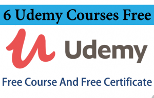 7 Udemy Courses Free   Free Online Course   Free Certification Courses