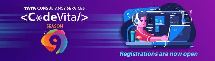 TCS CodeVita Season 9 | TCS Global Coding Contest
