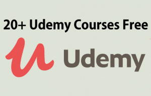 20-Plus Free Udemy Courses   Free Udemy Course