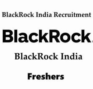 BlackRock India Recruitment 2020 | Blackrock India| BlackRock Is Hiring Developer