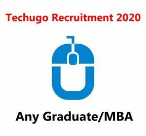 Techugo Recruitment 2020 | Techugo Careers | Freshers | No experience Needed