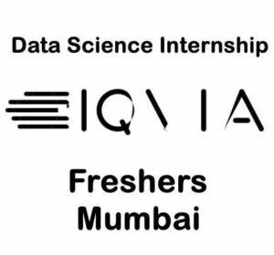 Data Science Internship | Iqvia Data Science Internship | Iqvia Careers