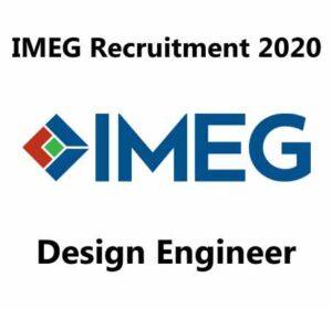 IMEG Recruitment 2020   IMEG Careers   Design Engineer