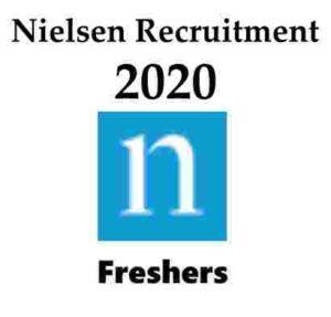 Nielsen Recruitment 2020 | Nielsen Off Campus Hiring | Nielsen Careers | Analyst Jobs In Bangalore