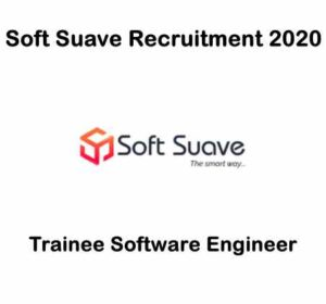 Soft Suave Recruitment 2020 | Soft Suave Careers | Soft Suave Hiring Trainee Software Engineer