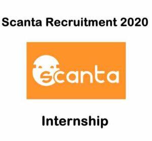 Scanta Recruitment 2020 | Scanta Careers | Business Analyst Intern | Internship