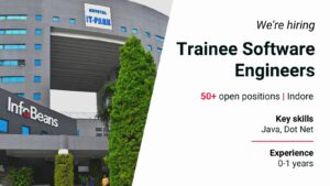 InfoBeans Off Campus Drive 2021: Trainee Software Engineers | B.E/B.Tech/M.E/M.Tech/MCA | 50 Openings | Freshers